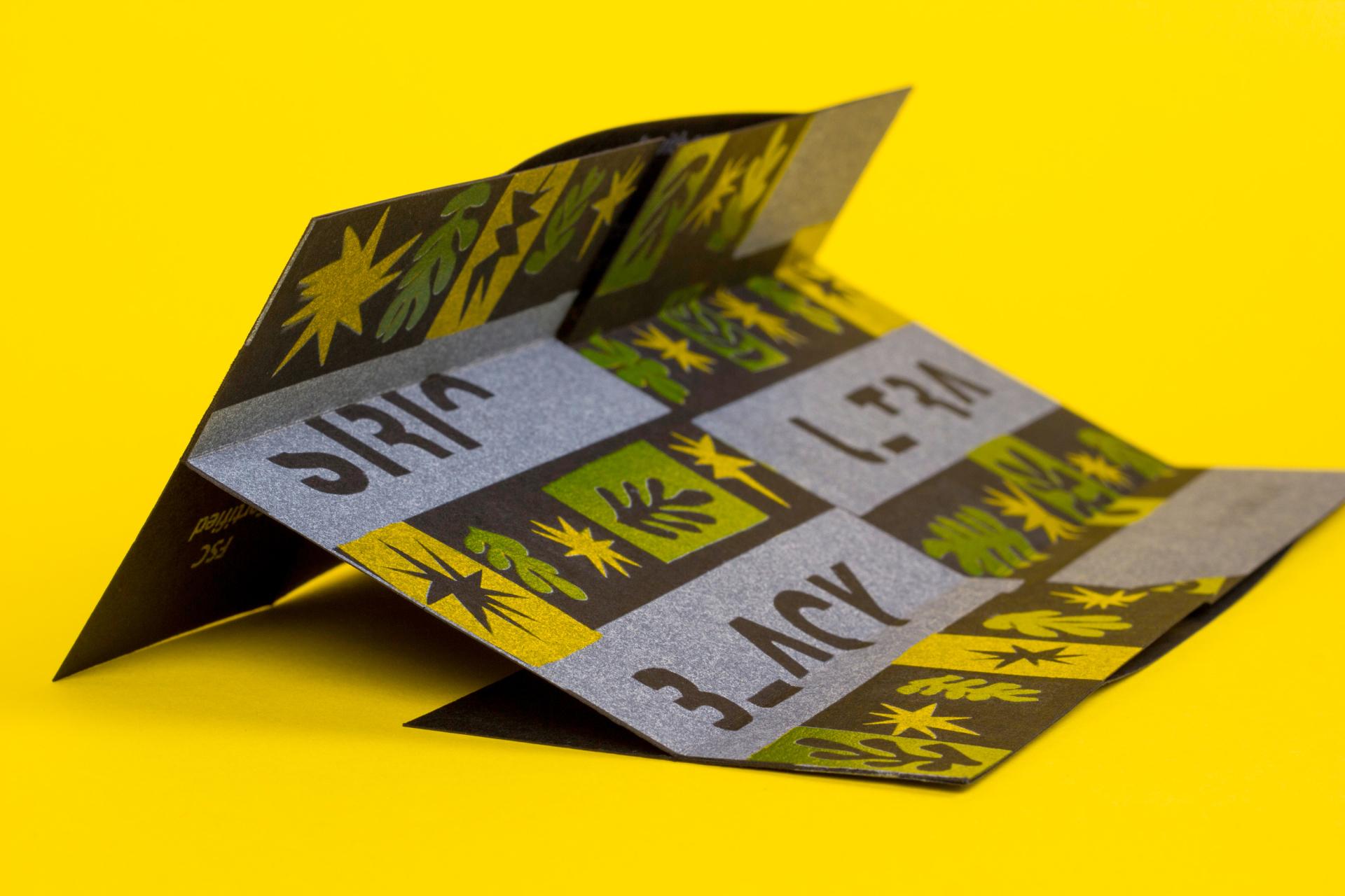 Peter Roden Design Fedrigoni