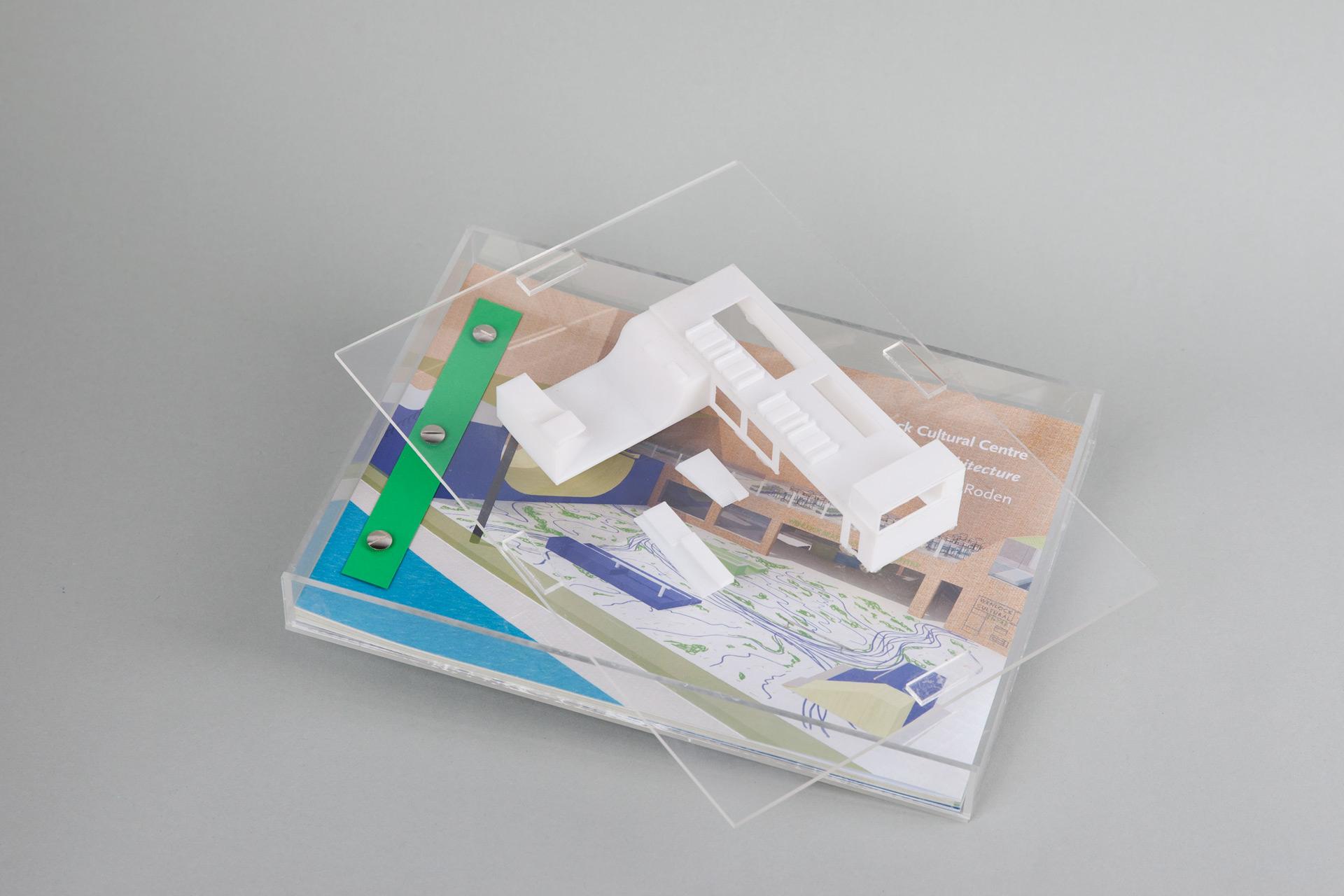 Peter Roden Design Wenlock Cultural Centre