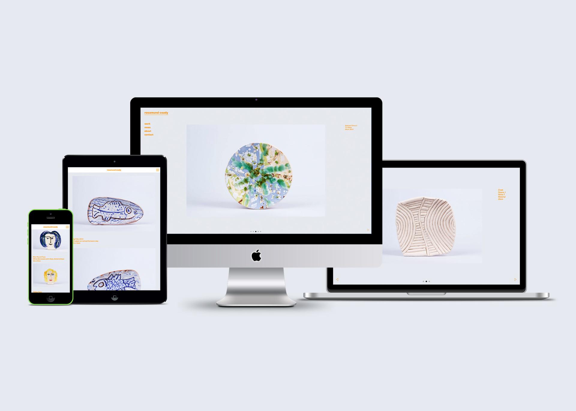 Peter Roden Design Rosamund Coady Ceramics
